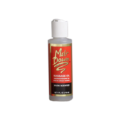 Meltdown Pheromone Massage Oil